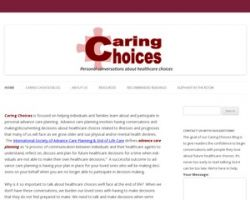 Caring Choices