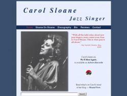 Carol Sloane - Jazz Singer