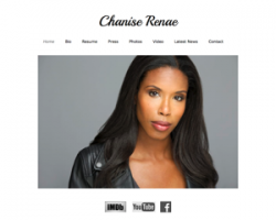 Chanise Renae - actress