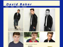 Dave E Baker - Actor