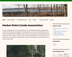 Harbor Point condo association