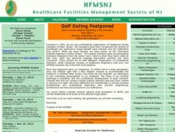 Health Care Facilities Management of New Jersey